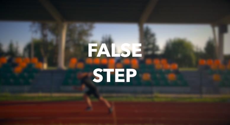 """""""Fałszywy krok"""" – czyli jak startować szybciej"""