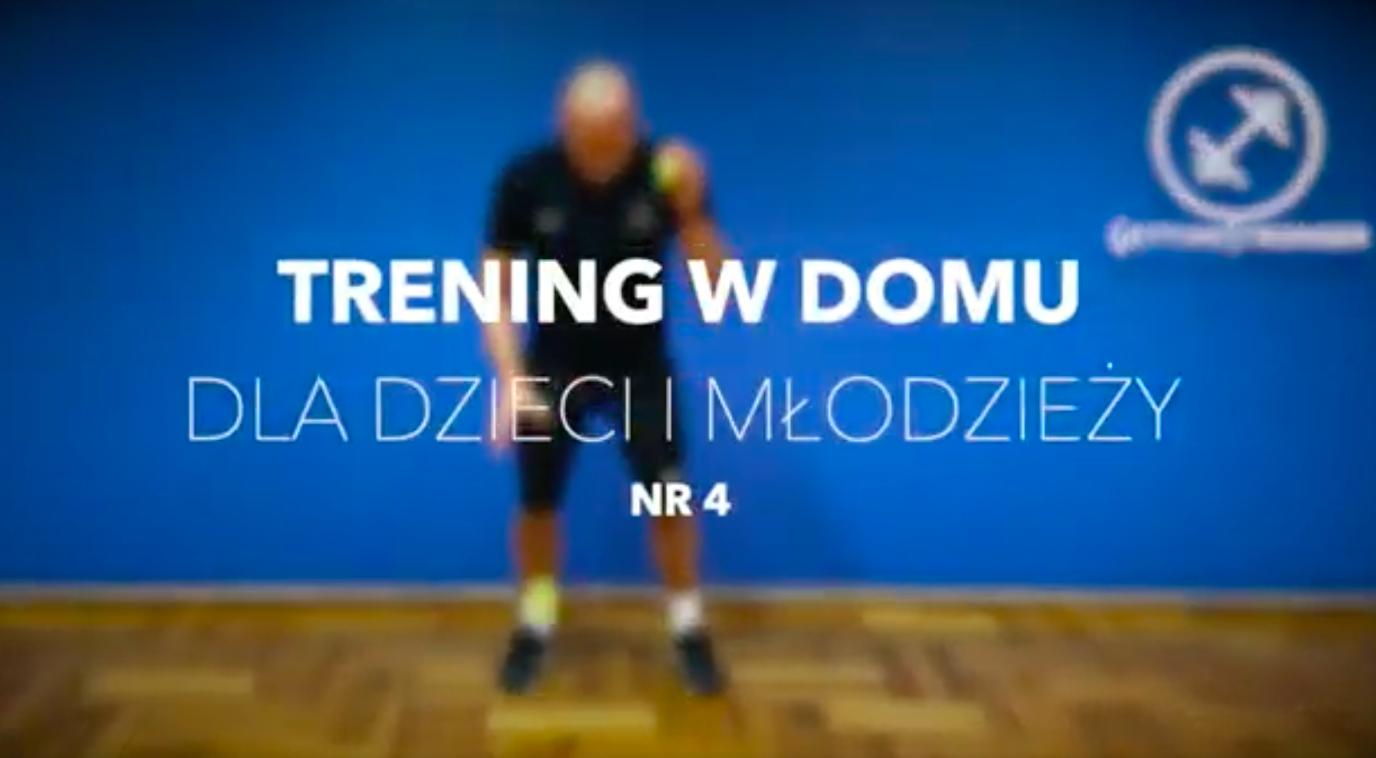 Trening z piłeczką tenisową nr 4